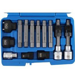 BGS technic 4246 Lichtmaschinen Kombischlüssel Set 13tlg