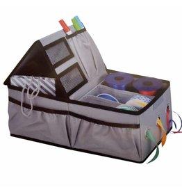 HI 56385 Aufbewahrungsbox für Geschenkband 36x20x15cm