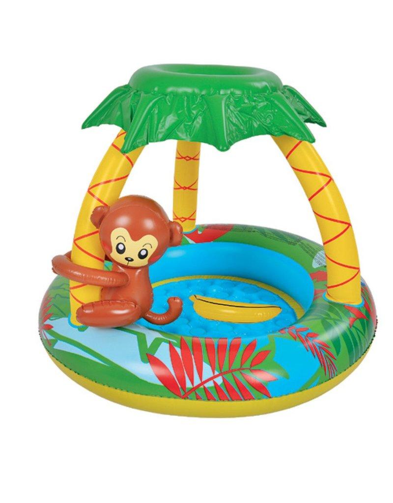Stolz TO109277 Schwimminsel Baby Pool für Kleinkinder