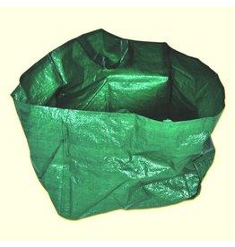 Garden-Joker 242951 Gartenabfallsack 50l Inhalt grün Höhe 32cm 6er Set