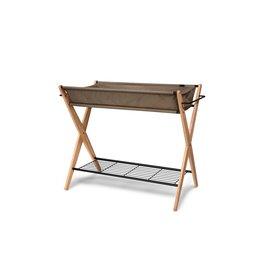 Hochbeet mobil GROW mit Ablage ideal für Balkone 302990108-HE