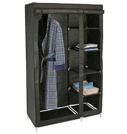HI 40500 Kleiderschrank mit 5 Ablageborten Höhe 178cm
