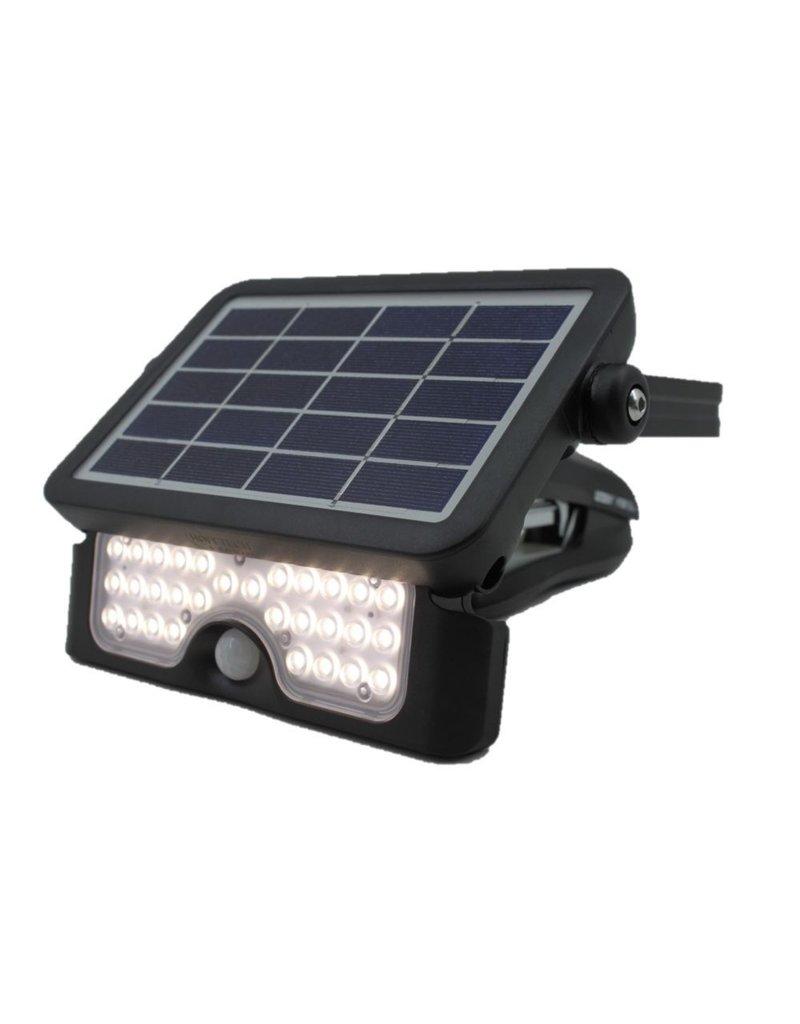 Höfftech 012078 Solar LED Strahler 500 Lumen mit Bewegungsmelder