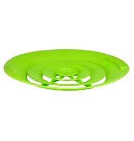 HI 12247 Überkochschutz aus Silikon grün 28x2,5cm