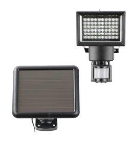HI 70350 LED Solar Strahler Aussenstrahler mit Bewegungsmelder 700 Lumen