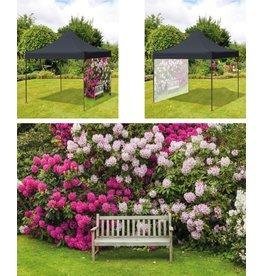 Westerholt 2532-03 Pavillon Seitenwand  Rhododendron 300x220cm