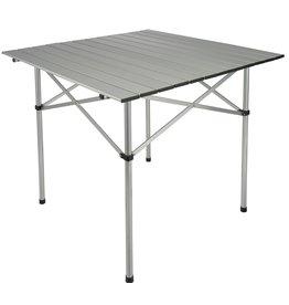 HI 60291 Campingtisch aus Aluminium 70x70x70cm