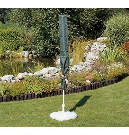 Profiline 454195 Schutzhülle Hülle für Landhausschirm Sonnenschirm 200cm grün
