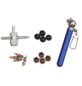 BGS technic 3272 Reifenventil Reparatur Satz 14tlg
