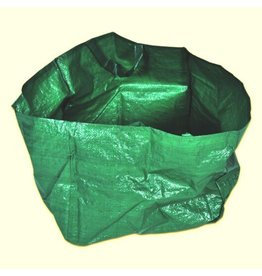5 Stück Gartenabfallsack 50l Inhalt Tragkraft 15kg grün Höhe 32cm 242951