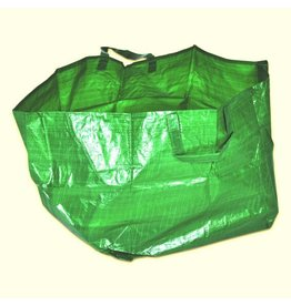 5 Stück Gartenabfallsack 140l Inhalt Tragkraft 50kg grün Höhe 45cm 242952