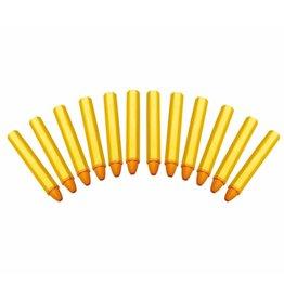 BGS technic 8823 Markierstifte Fettsignierstifte für Reifen Metalle gelb 12tlg