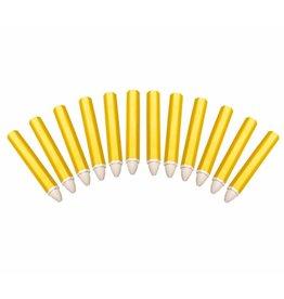 BGS technic 8822 Markierstifte Fettsignierstifte für Reifen Metalle weiss 12tlg