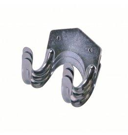 Profigarden 256561 Gerätehalter Geräteaufhängung für T-Stiele verzinkt 3er Set