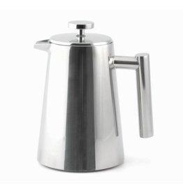 Weis 180150 Edelstahl Kaffeebereiter Kaffeezubereiter Pressfilterkanne 1500ml
