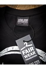 Useless Fuck The World - Unisex T-Shirt - Fair Wear
