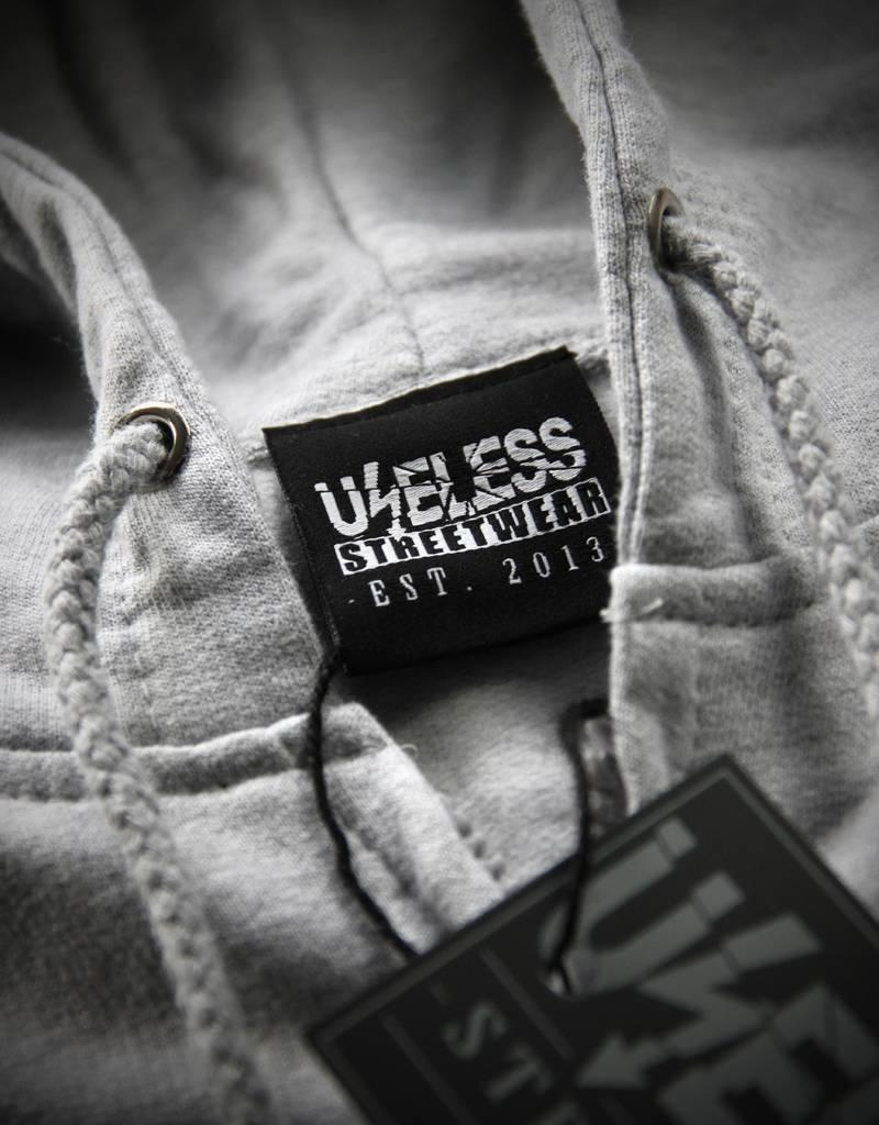 Useless Trust No One - Unisex Kapuzenzipper