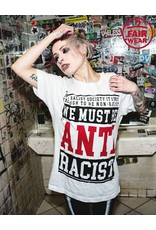 Useless Be Anti-Racist - Unisex T-Shirt - Fair Wear