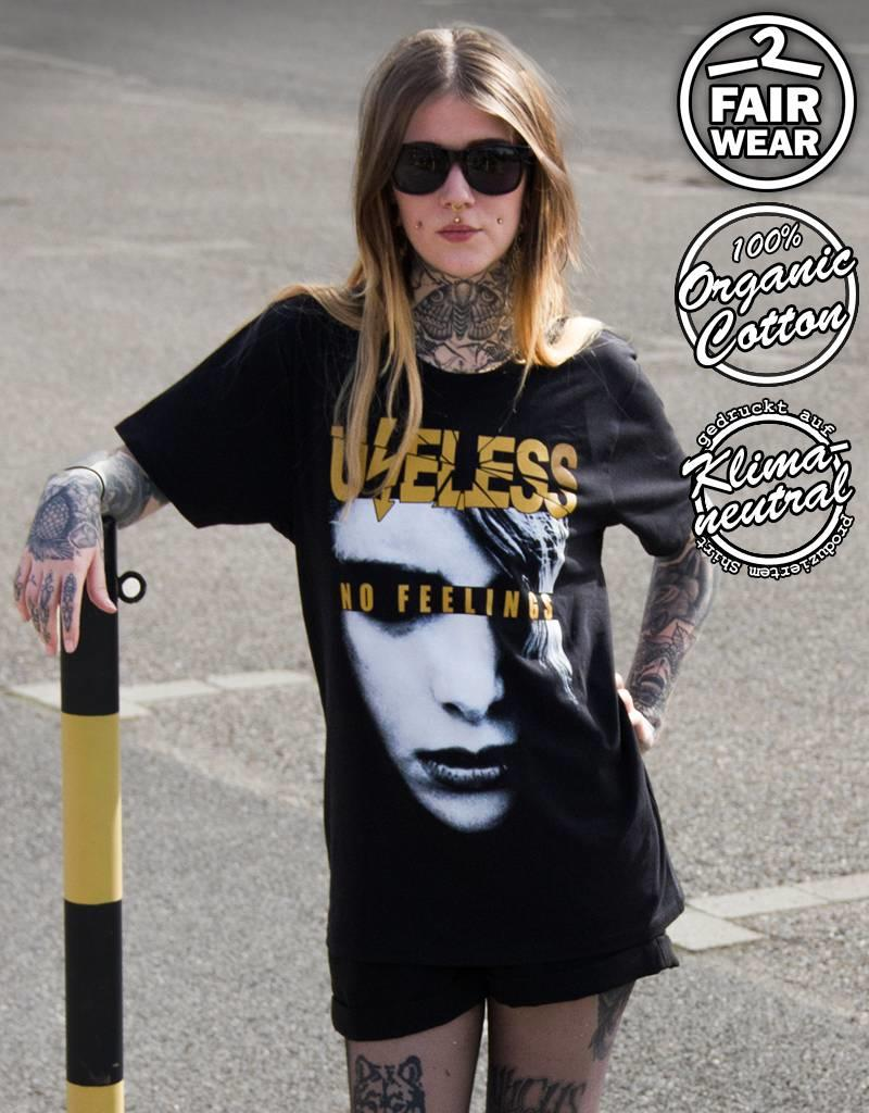 Useless No Feelings - Unisex T-Shirt