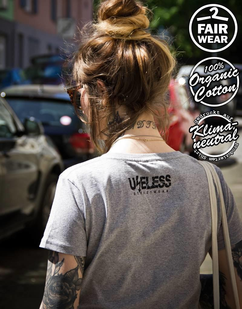 Useless All The Arms We Need - Fairwear Girlie grau