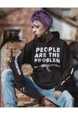Useless People are the Problem - Unisex Hoodie