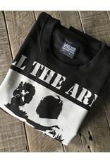 Useless All The Arms We Need - Schwarzes Unisex Sweatshirt