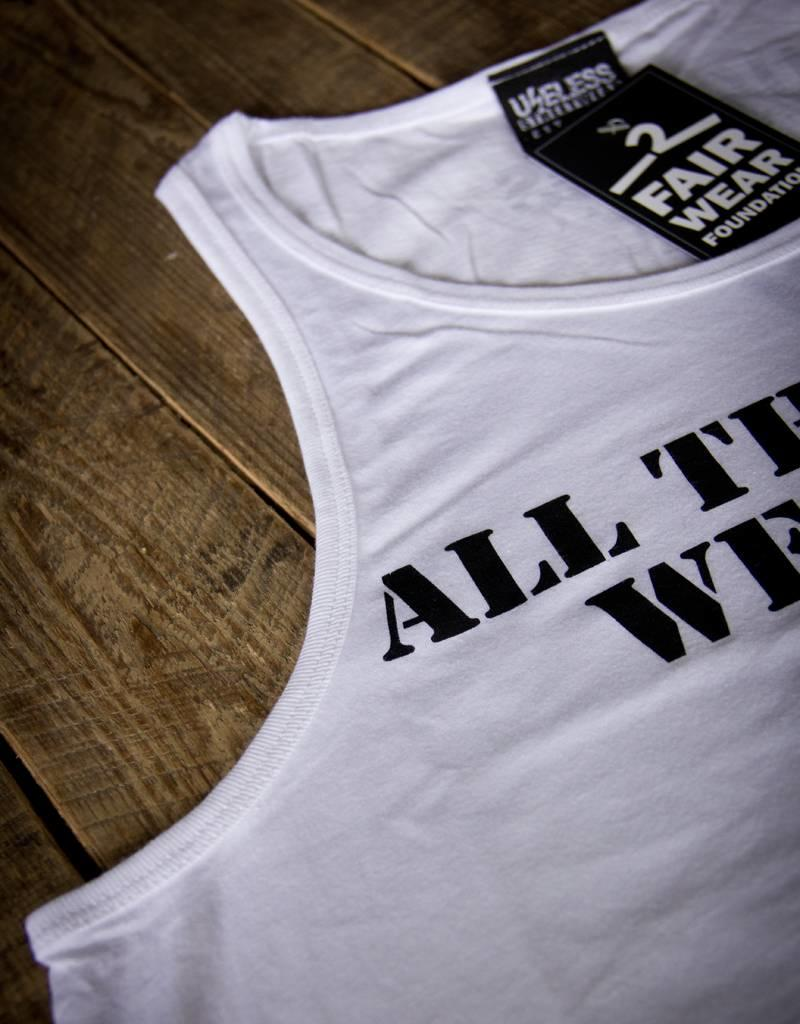 Useless All The Arms We Need - Unisex Tanktop Fairwear