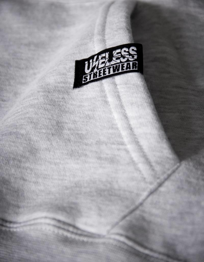 Useless Actions speak louder - Zipper, Sea Watch Soli, grau - unisex