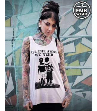 All The Arms We Need - Unisex Tanktop Fairwear