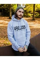 Useless Streethoodie, grau - Unisex