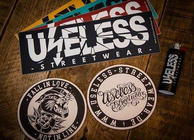 Sticker & Sonstiges