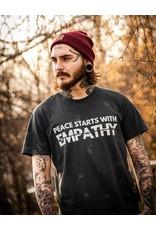 Peace Starts With Empathy - Batik Unisex Shirt