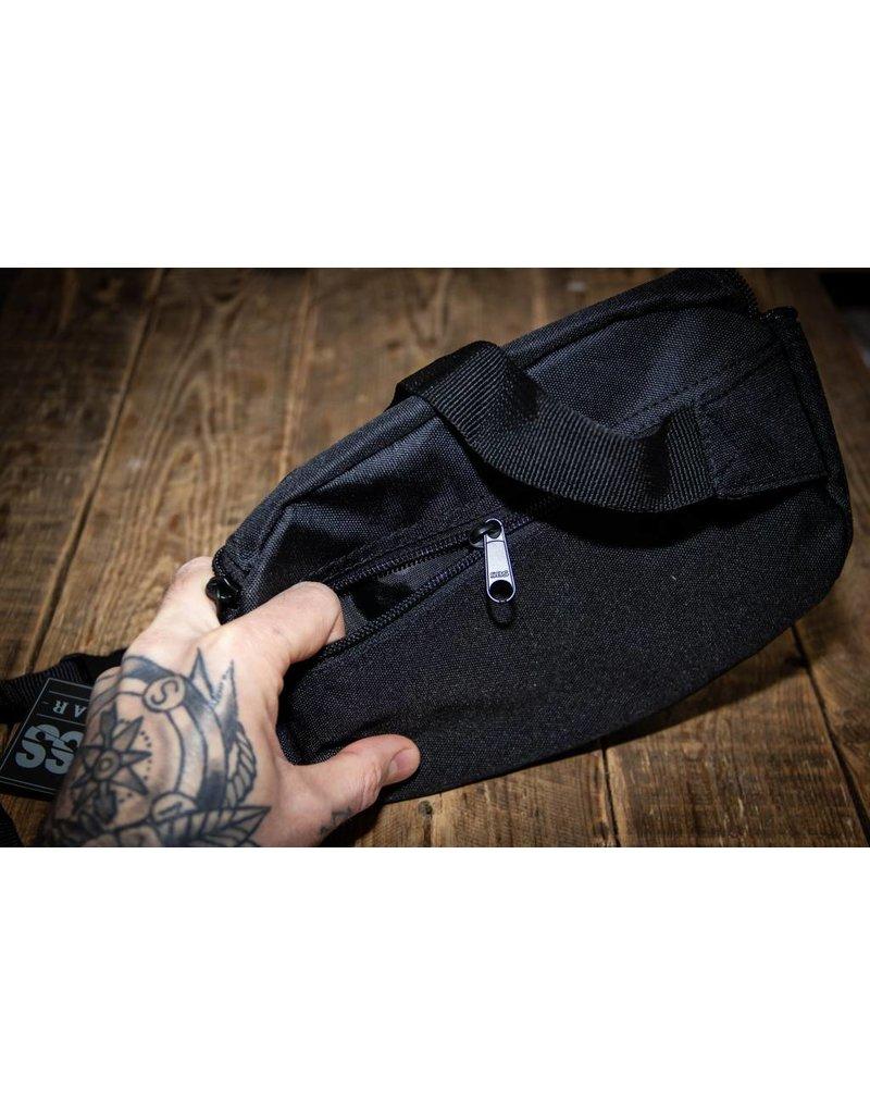 Useless Hip Bag, Bauchtasche, schwarz