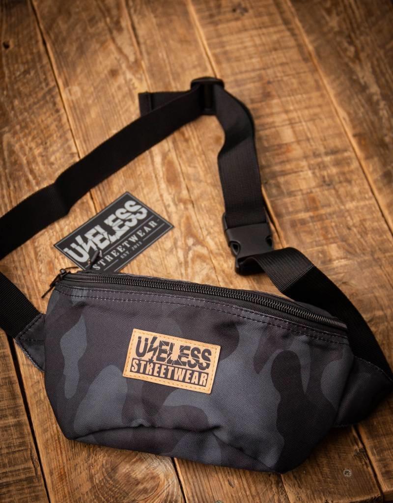 Useless Hip Bag, dark Camo