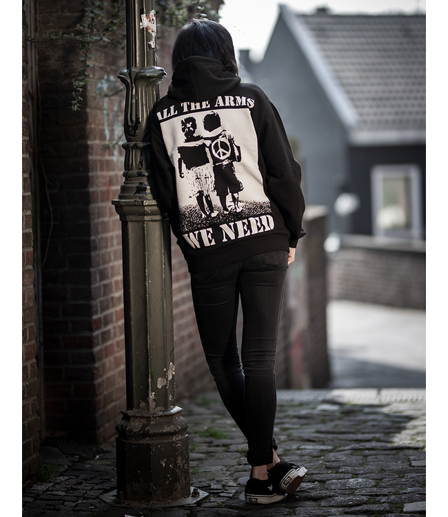 All The Arms We Need - Unisex Hoodie