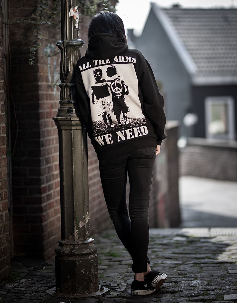 Useless All The Arms We Need - Unisex Hoodie