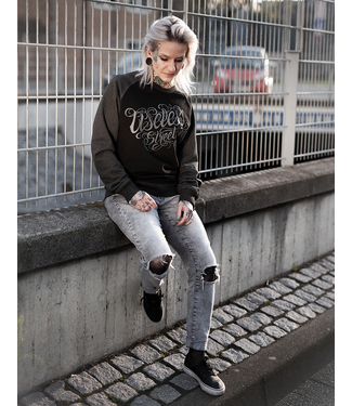 Tattoo Logo College Sweater, unisex