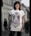 Actions speak louder - Soli Shirt, weiß - unisex