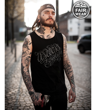 Tattoo Logo Tanktop, unisex, fair