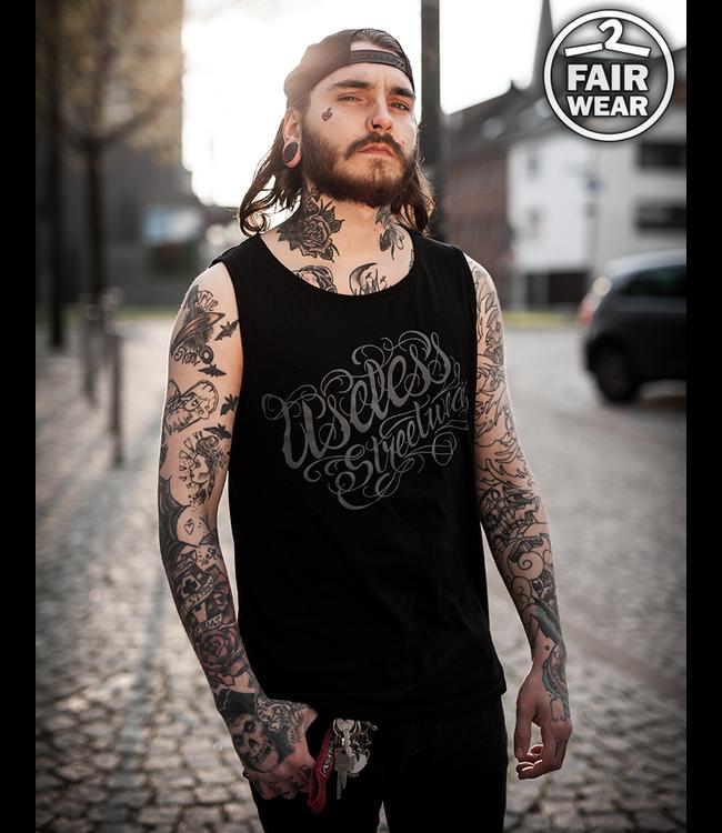 Tattoo Logo Tanktop, unisex, fair