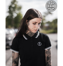 Useless Ladies Poloshirt - Flash Logo