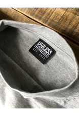 Useless Shirt-Kleid - Flash Logo - grau