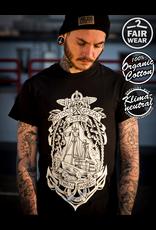 Useless Actions speak louder - Soli Shirt, schwarz - Bio und fair