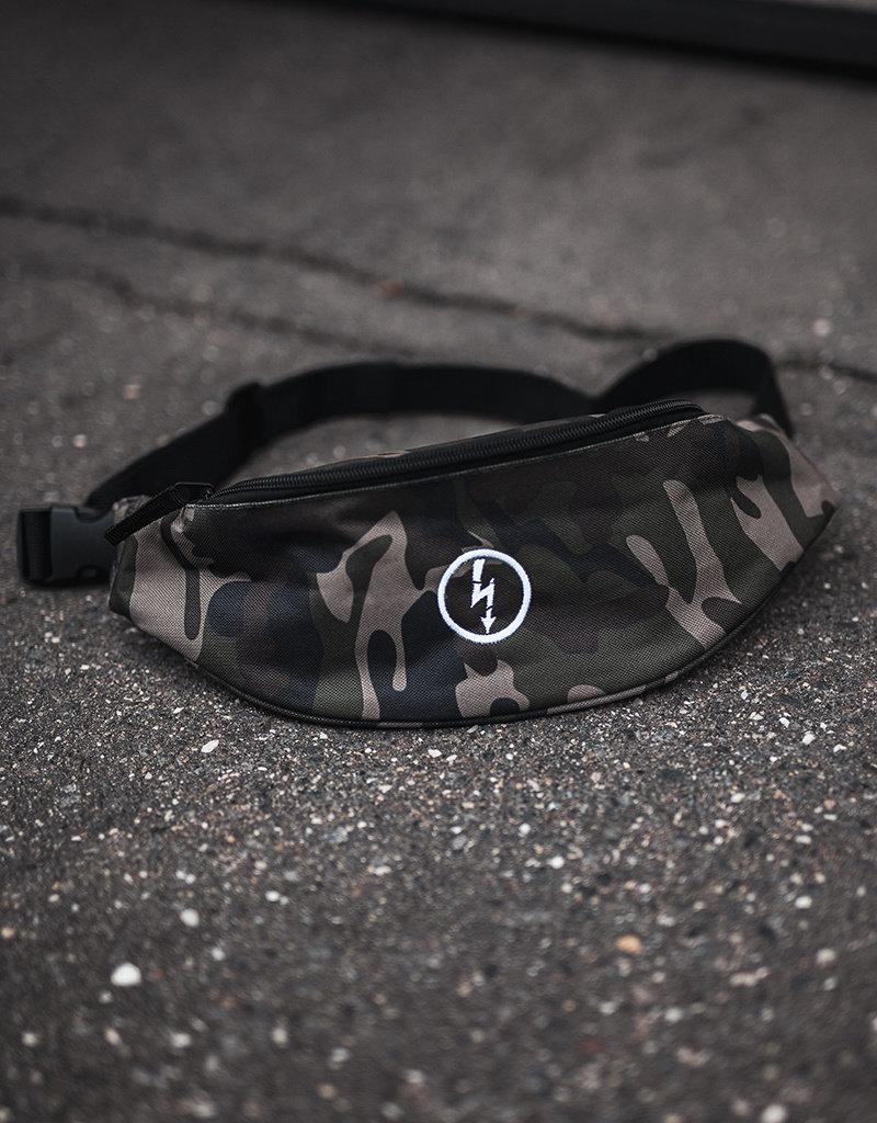 Useless Hip Bag Camouflage
