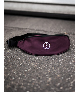 Hip Bag burgundy