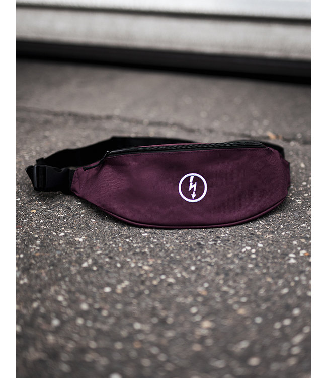 Hip Bag burgundy