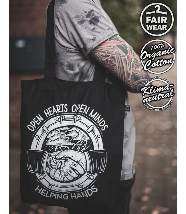 Open Hearts - Bio & Fair Tasche
