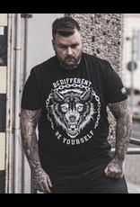 Useless Be Different - unisex Shirt bio & fair, schwarz