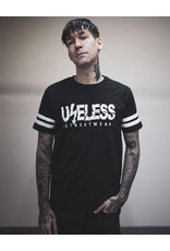 Useless T-Shirt Stripe Logo unisex
