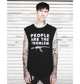 Useless People Are The Problem - Unisex Sleeveless